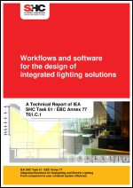 Workflows and software for the design of integrated lighting solutions